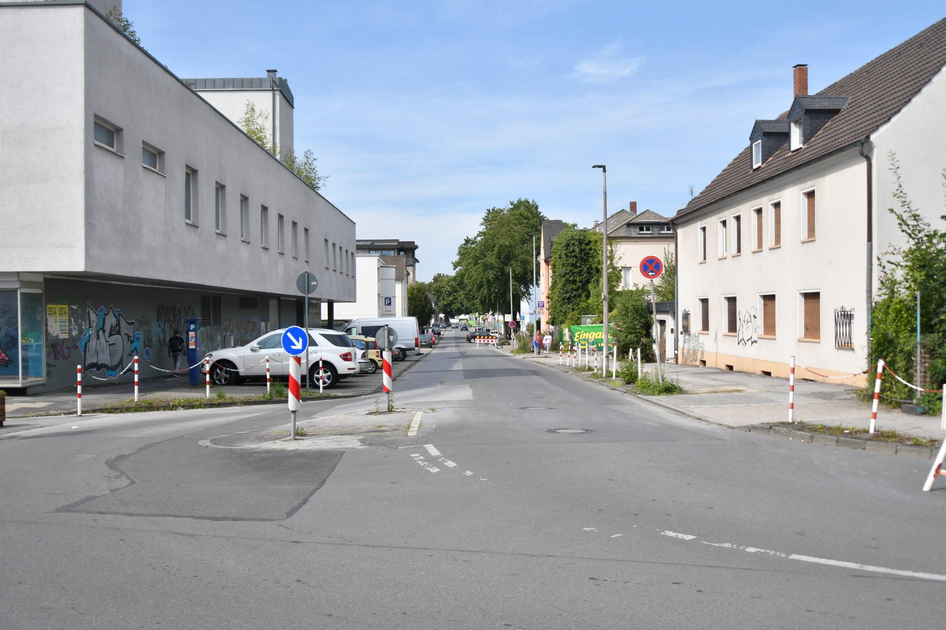 Gartenstraße heute