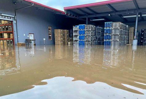 Anträge zur Hochwasserhilfe für Mendener Unternehmen