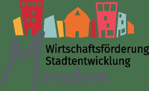 Logo der Wirtschaftsförderung- und Stadtentwicklungsgesellschaft Menden